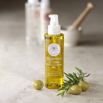AA rosemary & olive cleansing oil